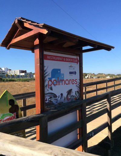 Palmares - Sinalética - Signage