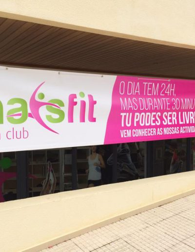 Maisfit - Telas & Bandeiras - Canvas & Flags