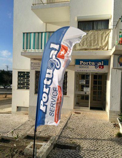 Portugal Service - Telas & Bandeiras - Canvas & Flags