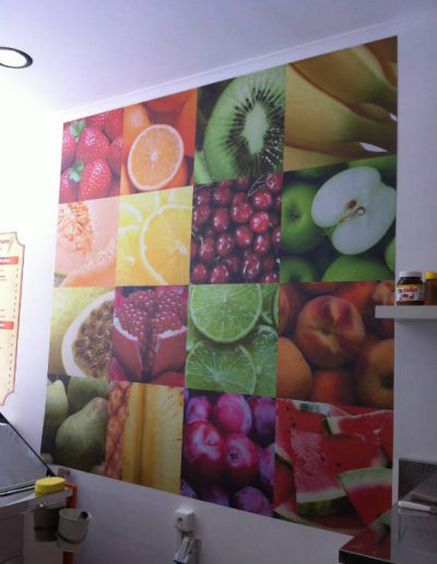 Casa Brasil - Papel de Parede - Wallpaper - Decoração de Interiores - Interior Decor