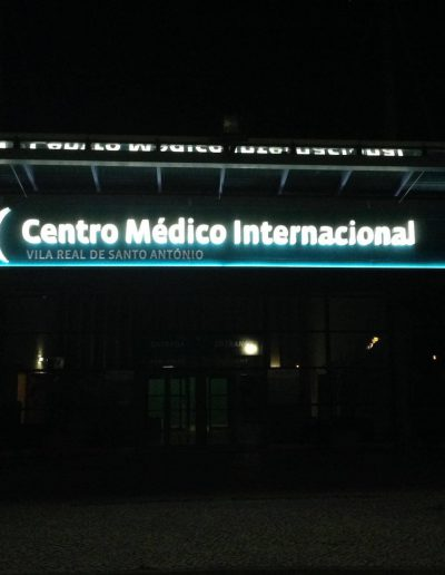 Centro Médico Internacional - Iluminação / LED - Lighting / LED