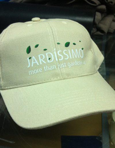 Jardíssimo - Vestuário Promocional - Promotional Clothing