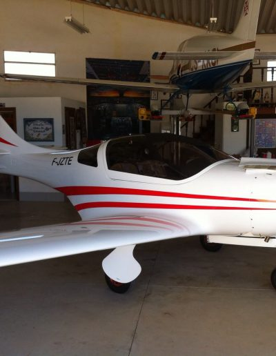 Avionetas F-JZTE - Decoração de Viaturas - Vehicle Decor