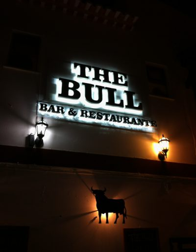 The Bull - Iluminação / LED - Lighting / LED
