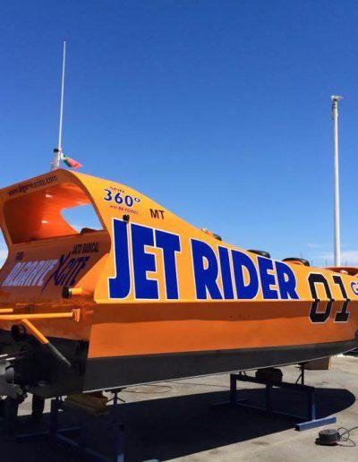 Jet Rider - Decoração de Viaturas - Vehicle Decor