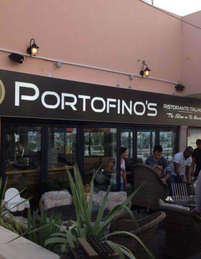 Portofino's - Montras e Fachadas - Window Dressing
