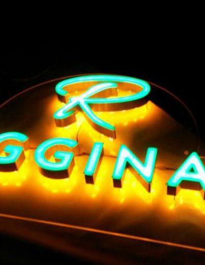 Regginas - Iluminação / LED - Lighting / LED
