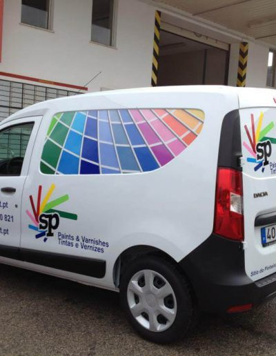 Signit Paint - Decoração de Viaturas - Vehicle Decor