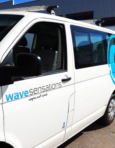 Wave Sensations - Decoração de Viaturas / Vehicle Decor